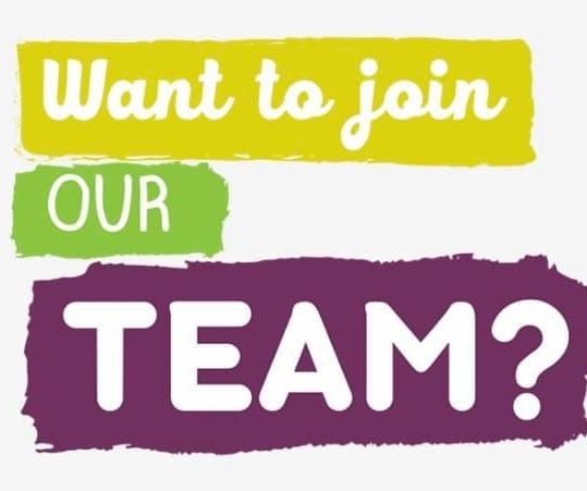 Come and work with us!